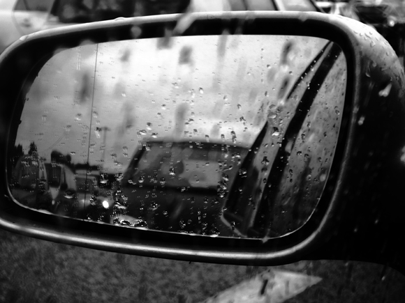 Rearview mirror by Fritsch