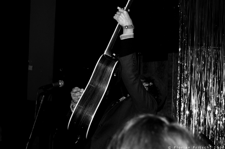 © Langhorne Slim live in Berlin 2008 by Fritsch