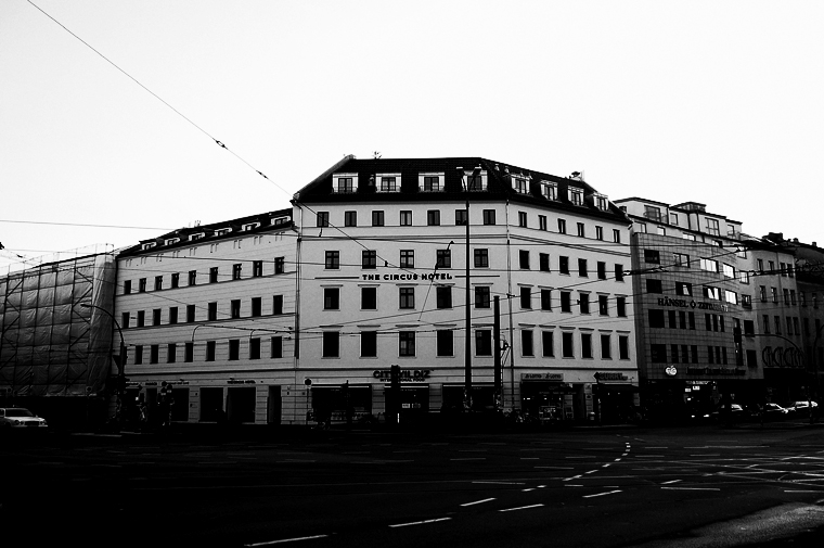 © The Circus Hotel Rosenthaler Str. Berlin 2009 by Fritsch