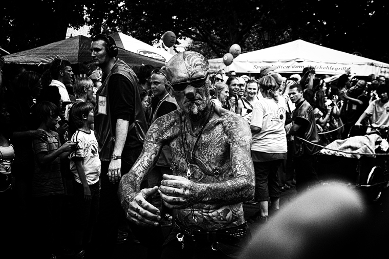 © Tattoo, Berlin 2011 by Fritsch