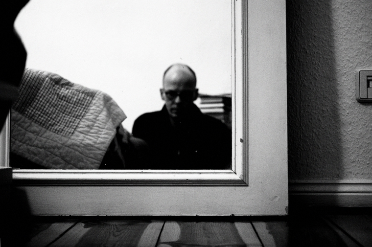  Selfportrait I, Berlin 2010 by Fritsch
