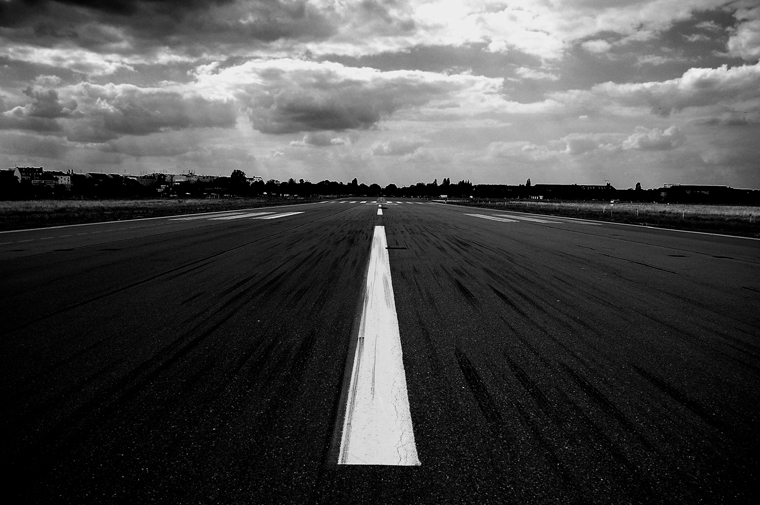 © Berlin Tempelhof Airport, Berlin 2010 by Fritsch