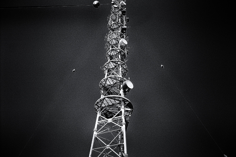 © Radio Tower, Helgoland 2011 by Fritsch