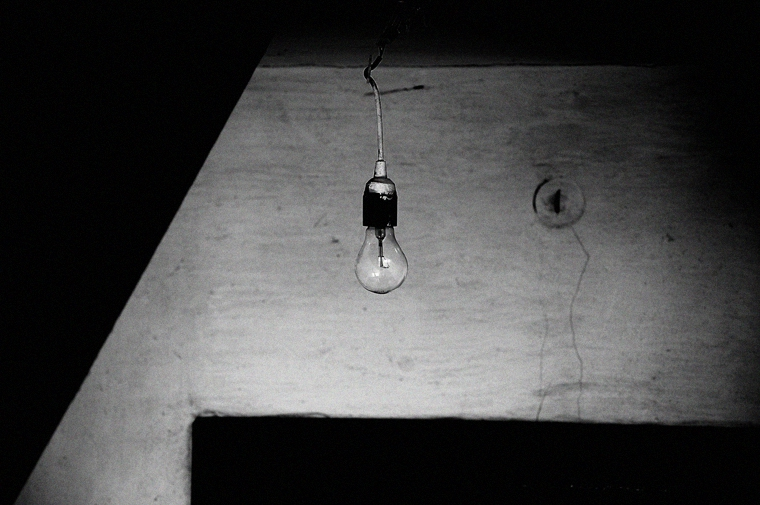 © electric bulb, Velten 2010 by Fritsch