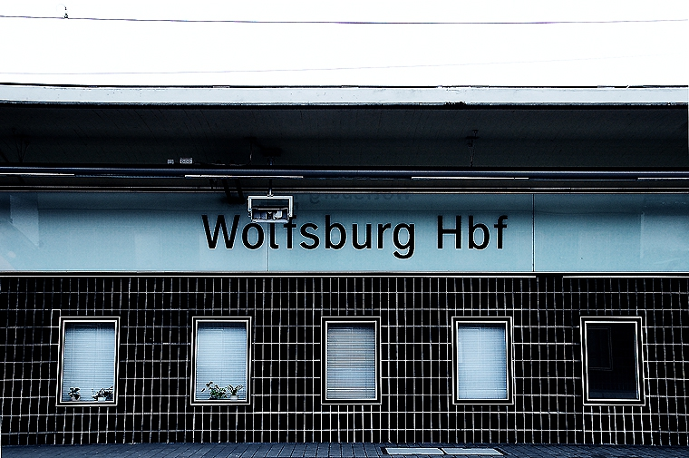 © Wolfsburg Hbf 2011 by Fritsch