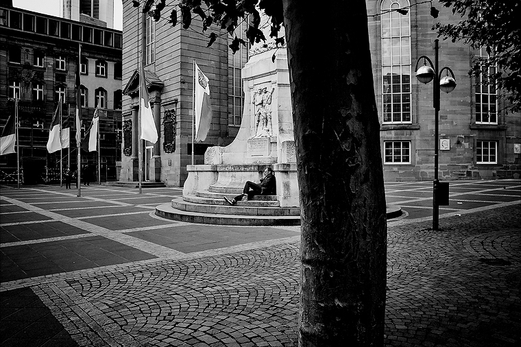© Paulskirche, Frankfurt am Main 2012 by Fritsch