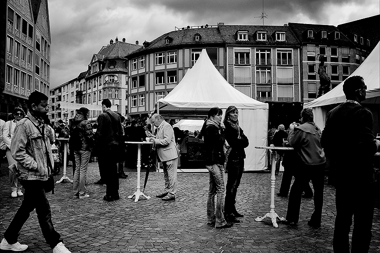 © Römerberg, Frankfurt am Main 2012 by Fritsch