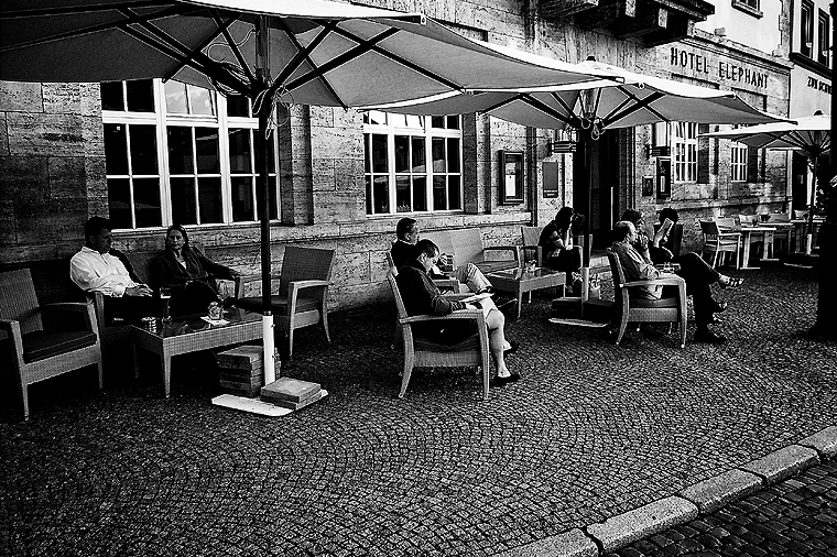 © Hotel Elephant, Weimar 2011 by Fritsch