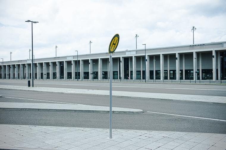 © Flughafen BER, Berlin, 2016, Florian Fritsch