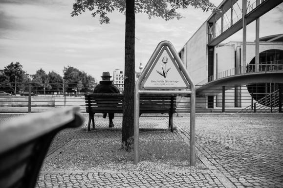 © Otto-von-Bismarck-Allee, Berlin, 2014, Florian Fritsch