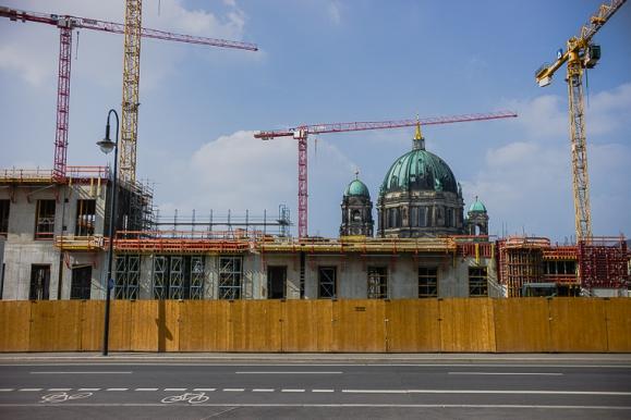 © Schlossplatz, Berlin, 2014, Florian Fritsch