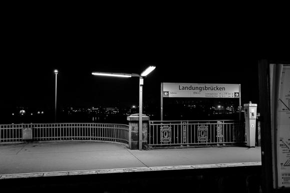 © Landungsbrücken, Hamburg, 2014, Florian Fritsch