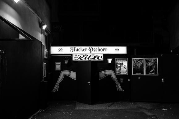 © Reeperbahn, Hamburg, 2014, Florian Fritsch