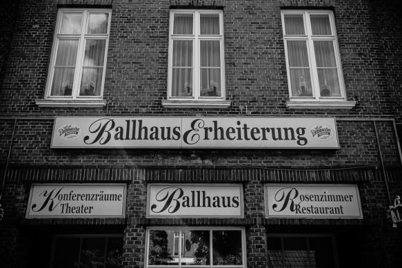 © Ballhaus Erheiterung, Meldorf, 2014, Florian Fritsch