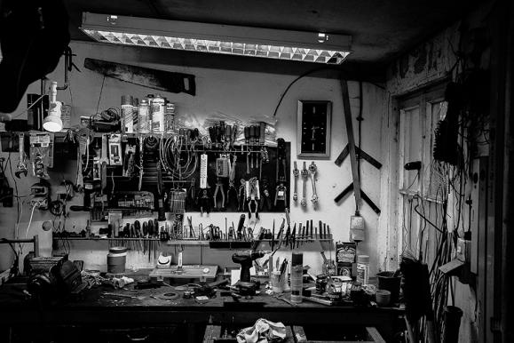 © Garage, Velten, 2013, Florian Fritsch