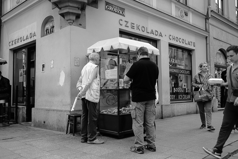 © Ulica Grodzka, Kraków, 2018, Florian Fritsch